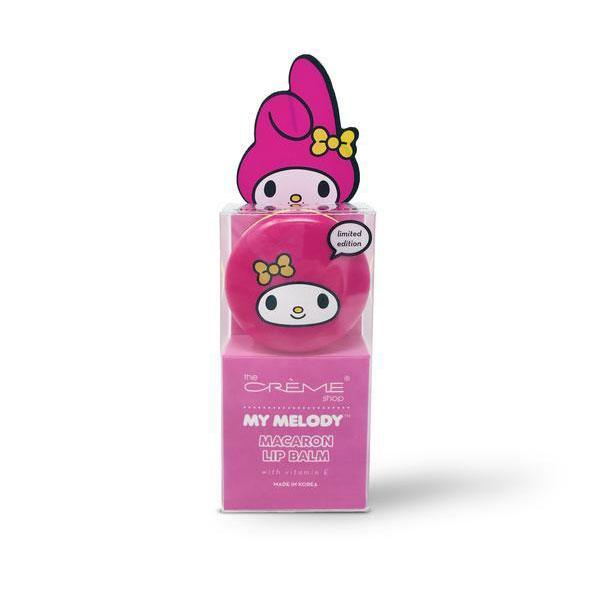 My Melody Macaron Lip Balm - Strawberry Ice Cream