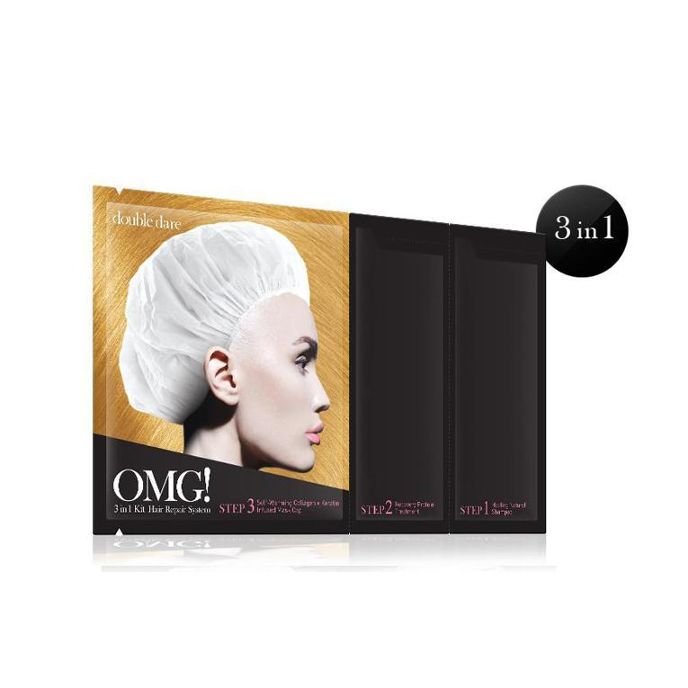 OMG 3 in 1 Kit Hair System Mask