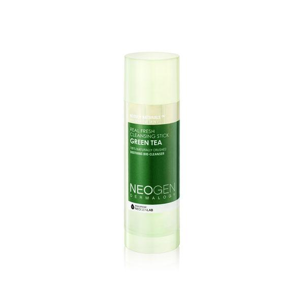 Dermalogy Real Fresh Cleansing Stick Green Tea