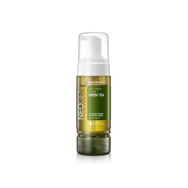 Dermalogy Real Fresh Foam Cleanser Green Tea