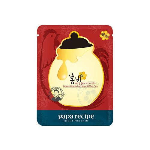 Bombee Ginseng Red Honey Oil Mask Pack