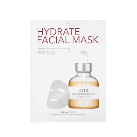 7 Days Facial Care Hydrate Facial Mask - 1 Box of 7 Sheets