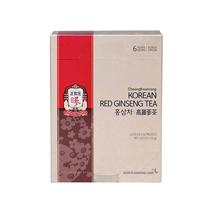 Red Ginseng Tea 50 Bags
