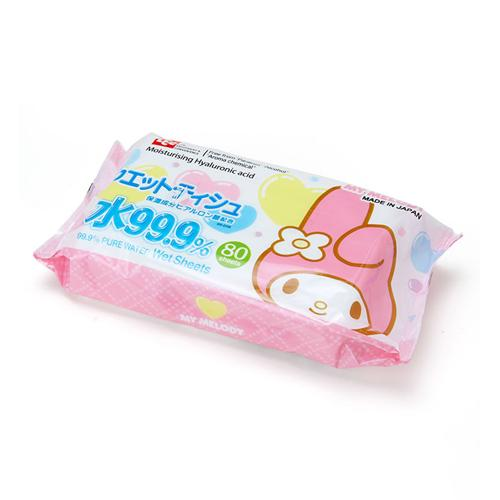 My Melody Wet Wipe Tissue