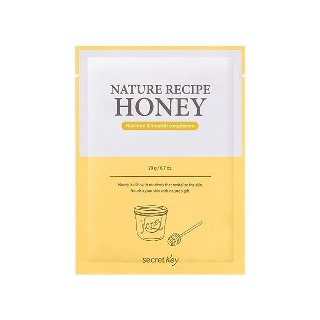 Nature Recipe Honey Mask - 1 Sheet
