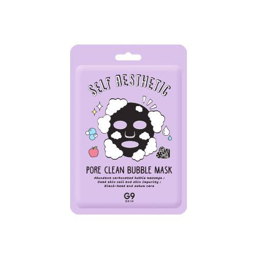 Self Aesthetic Pore clean Bubble Mask