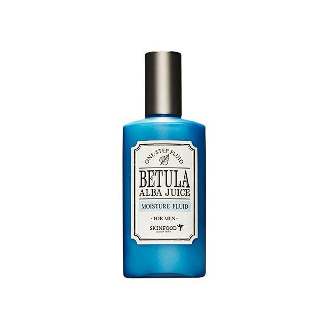 Betula Alba Juice Moisture Fluid for Men
