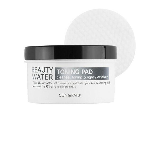 Beauty Water Toning Pad
