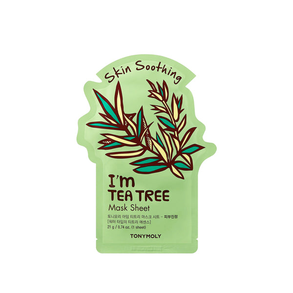 I'm Tea Tree Mask Sheet