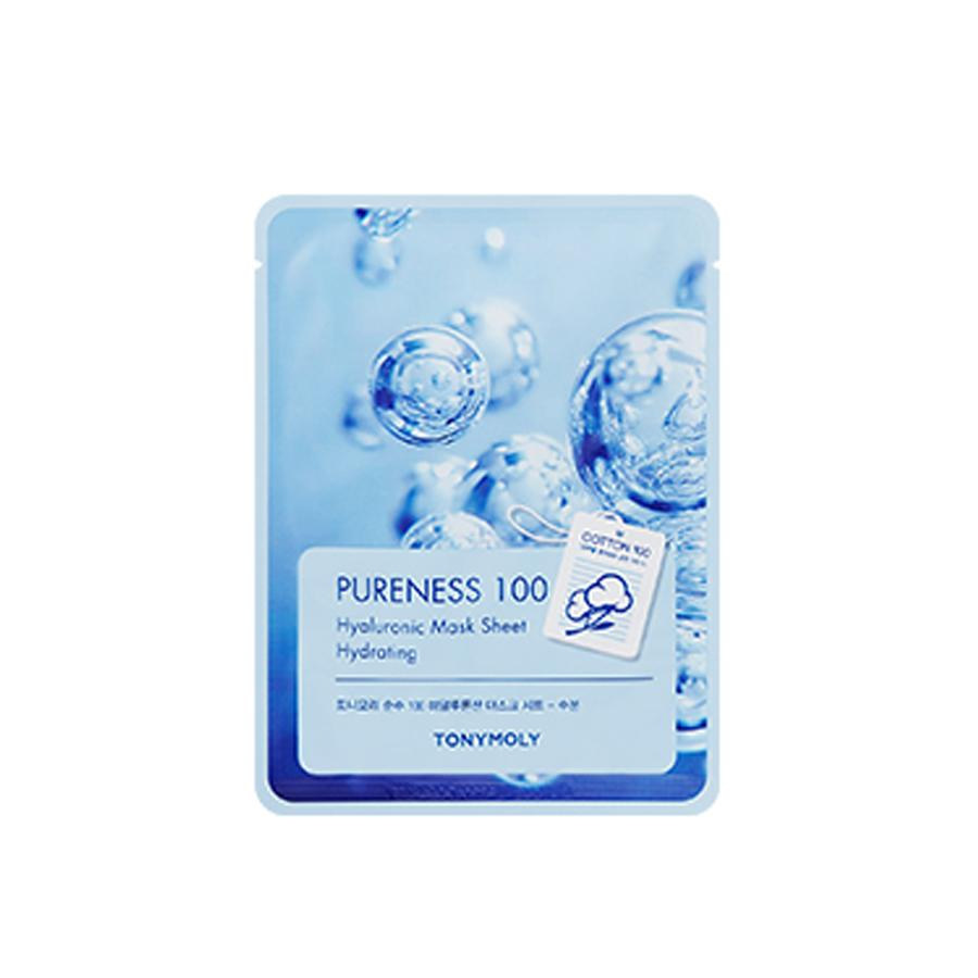 Pureness 100 Hyaluronic Mask Sheet
