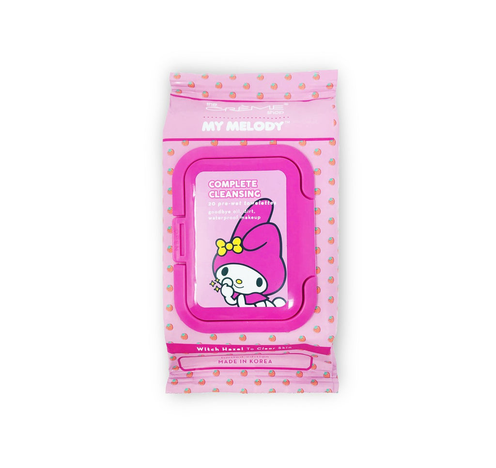 My Melody 20 Pre-Wet Towelettes
