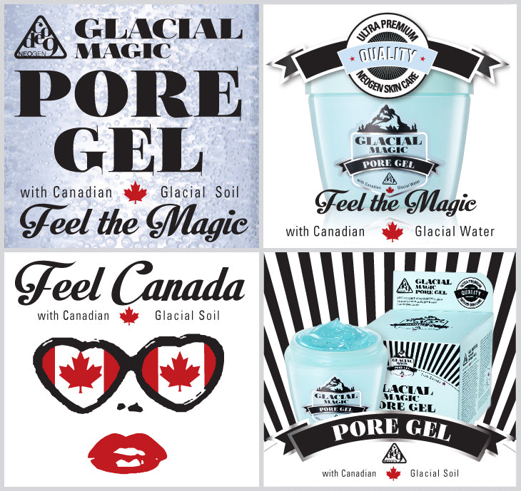 Neogen Code9 Glacial Magic Pore Gel