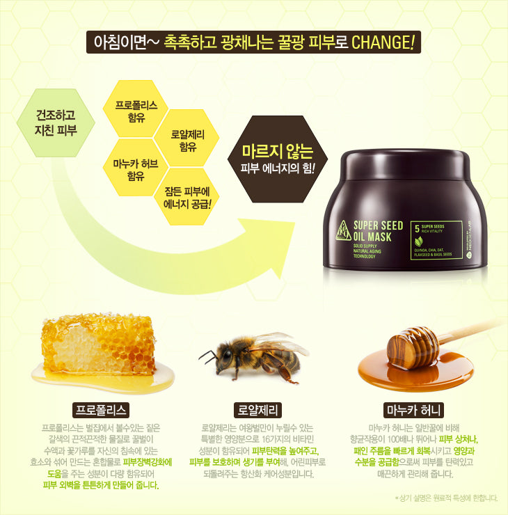 Neogen Code9 Super Seed Oil Mask