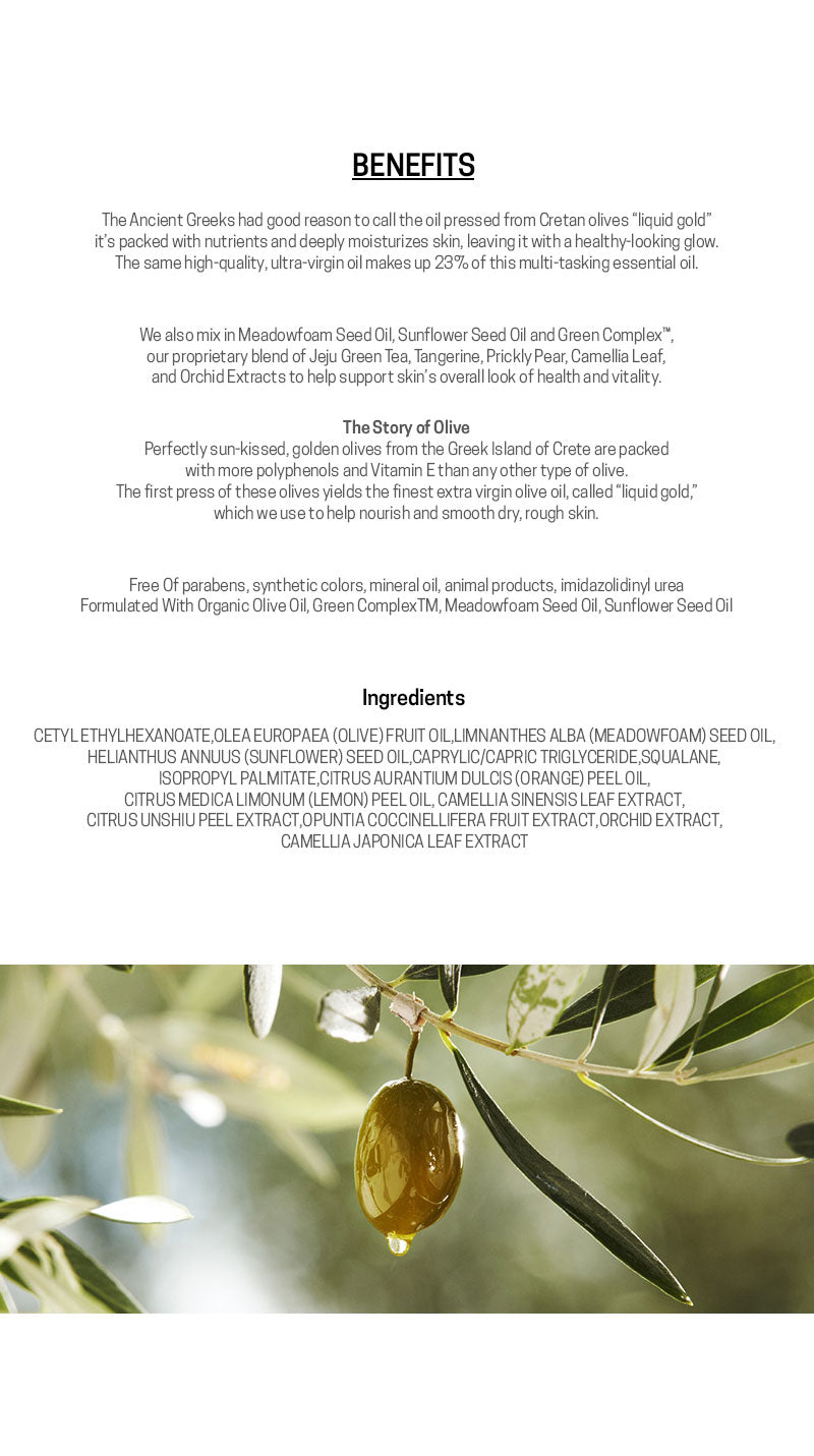 Olive-Real-Essential-Oil