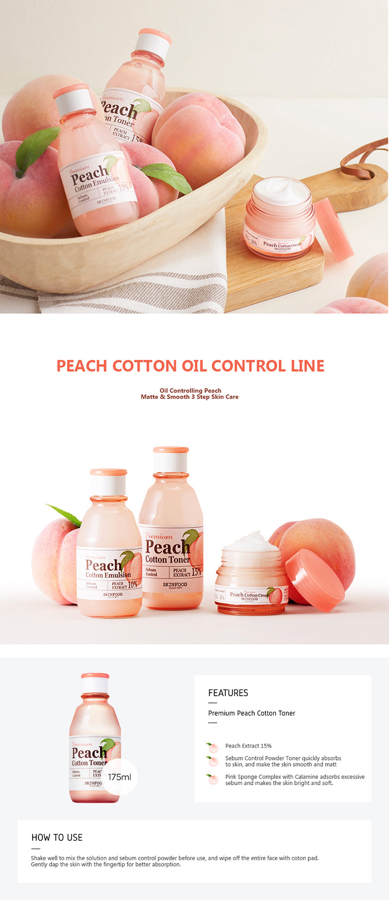 /skinfood_peach_cotton_toner_emulsion_cream_1
