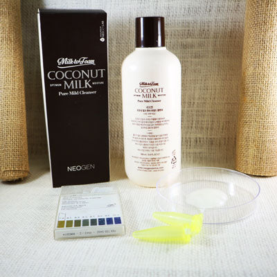 4.neogen-coconut-cleanser-cleansingtest