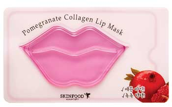 Hydrogel_POMEGRANATE_COLLAGEN_LIP_MASK