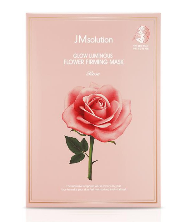 JM Solution Glow Luminous Flower Firming Mask - M Review 63