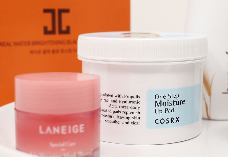 M Review 62 - cosrx one step moisture pad