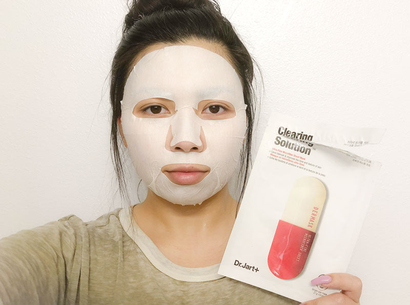 Dr Jart Clearing Mask packaging- M Review 66