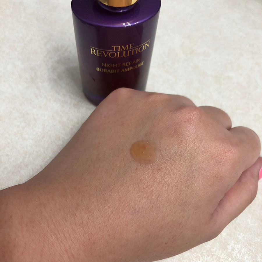 Missha Time Revolution Ampoule texture - M Review 76