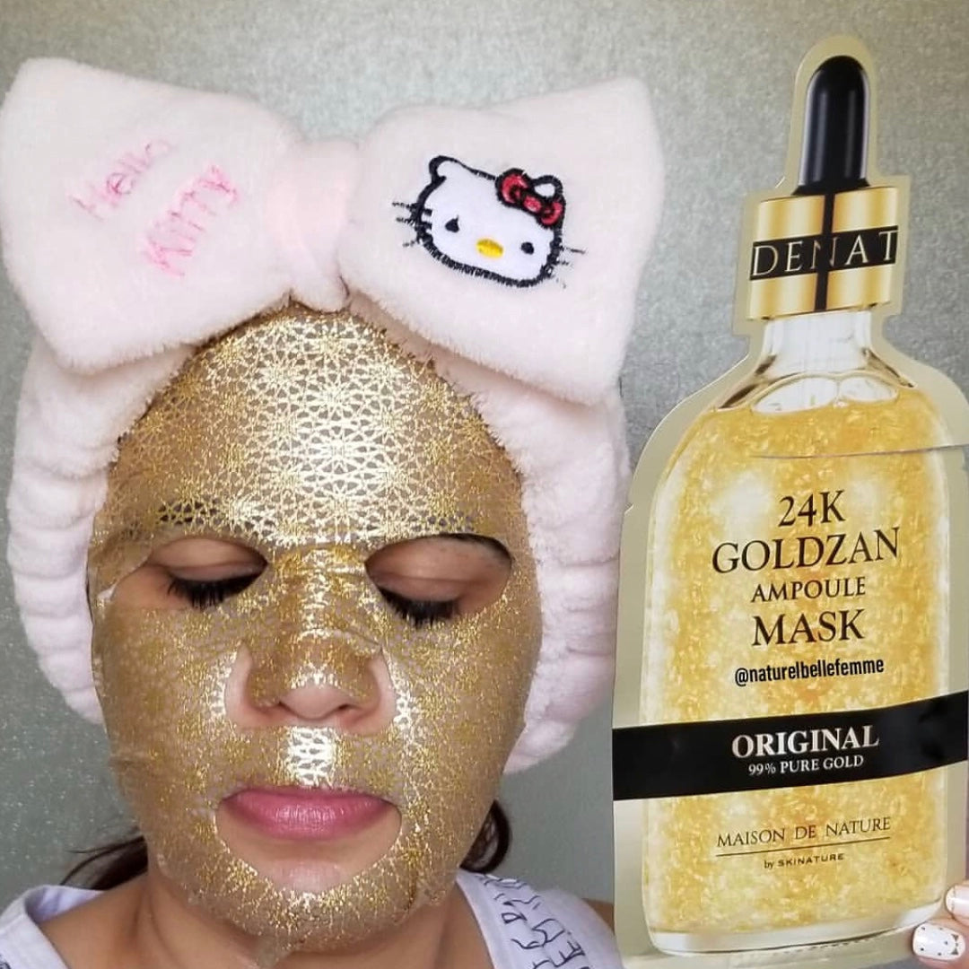 Goldzan Mask try on - M Review 96
