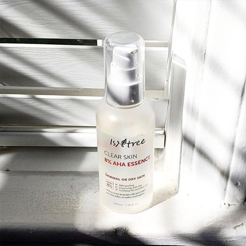 Isntree Clear Skin 8% AHA Essence product - M Review 109