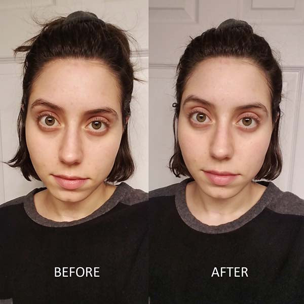 huangjisoo centella repairing mask before and after - m review 67