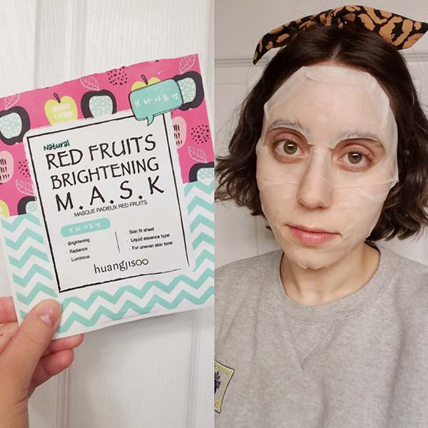 huangjisoo red fruits brightening mask - m review 67