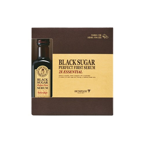 Skinfood black sugar perfect serum