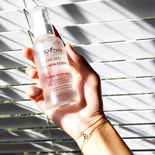 Isntree Clear Skin 8% AHA Essence thumbnail - M Review 109