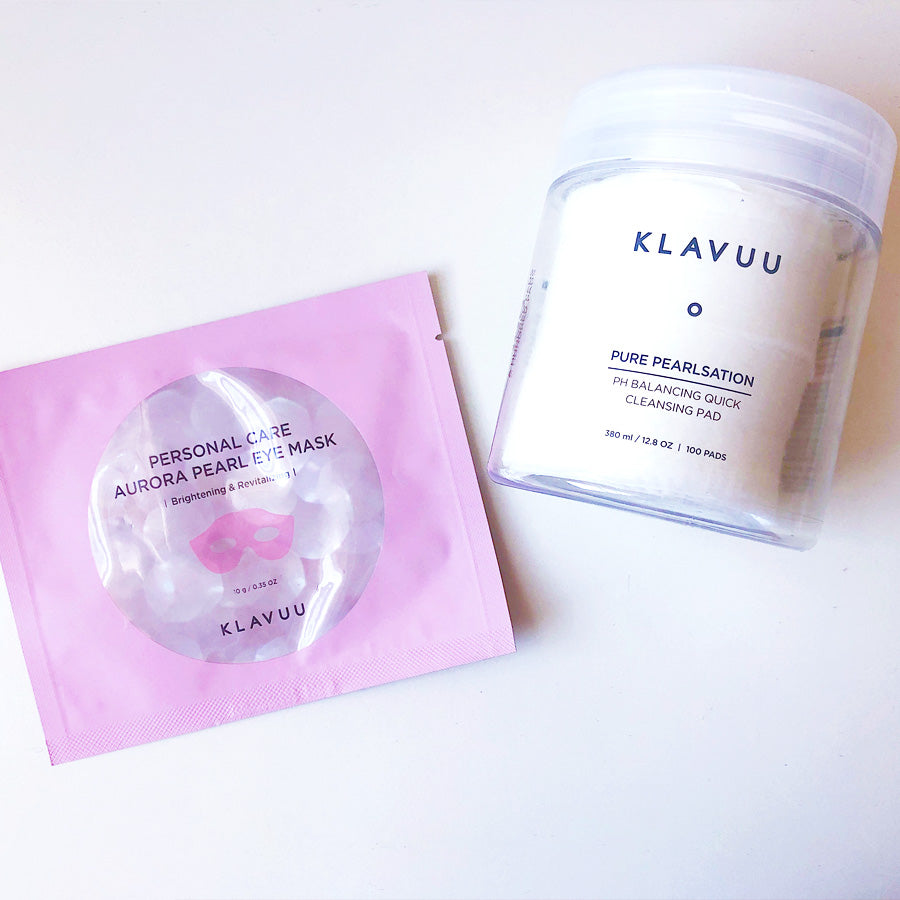 KLAVUU Eye Mask and Cleansing Pad thumbnail - M Review 85