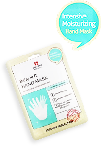 Leaders Baby Soft Hand Mask