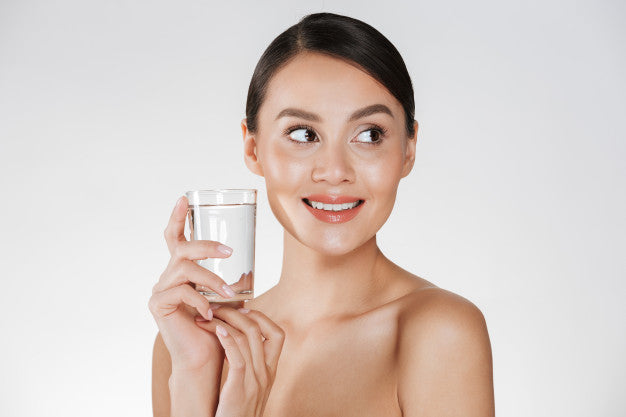 Benefits of Water for Skin