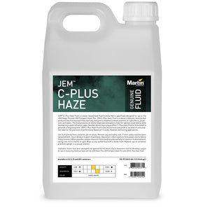 JEM C-Plus Haze Fluid