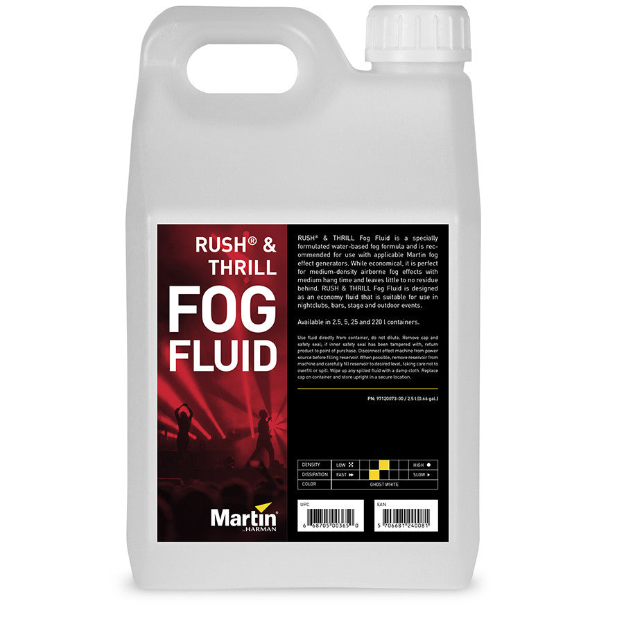 Rush & Thrill Fog Fluid
