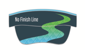 No Finish Line Boco Visor