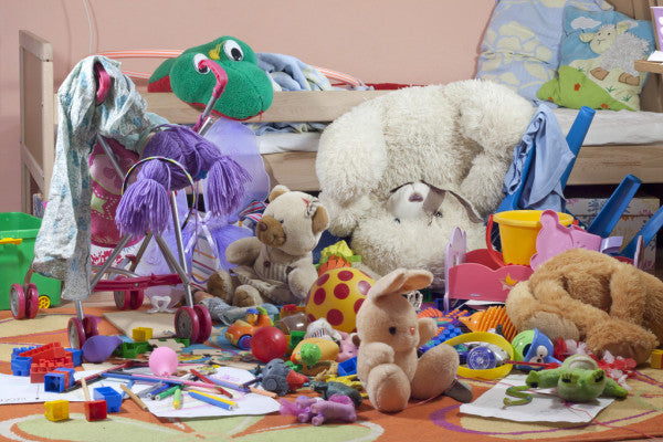 Do You Battle With All Of Your Child's Toys Everywhere?