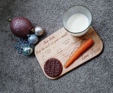 Load image into Gallery viewer, Personalised Santa Board
