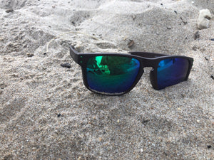 PolyC Shades - Brown & Green