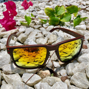 PolyC Shades - Brown & Orange