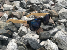 Load image into Gallery viewer, BambuQ Shades - Black & Blue