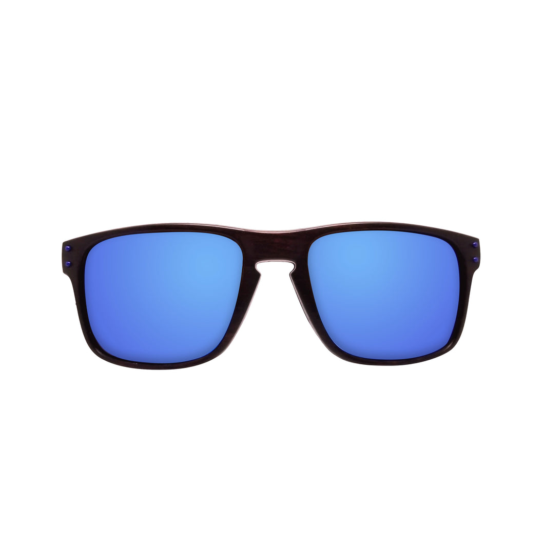PolyC Shades - Brown & Blue