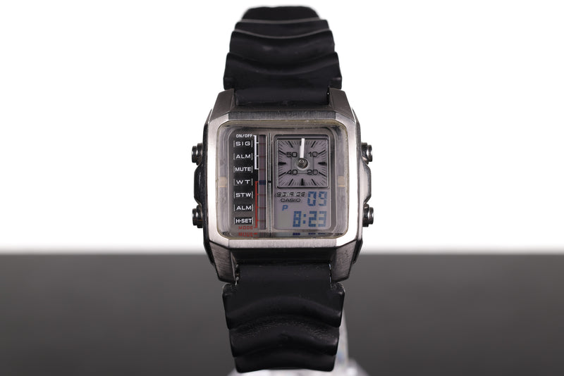 Casio Edivice with Analog & Digital Multifunction