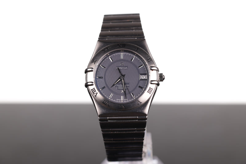 Omega Constellation Perpetual Calendar