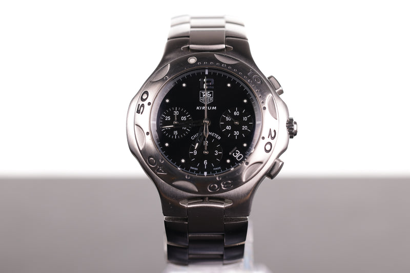 TAG Heuer Kirium Chronograph Automatic 41mm