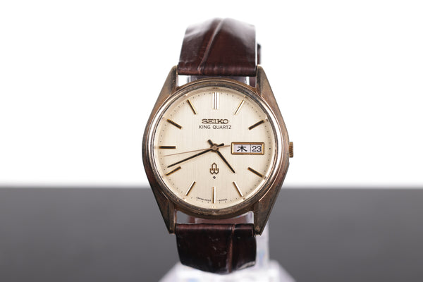Seiko King Quartz