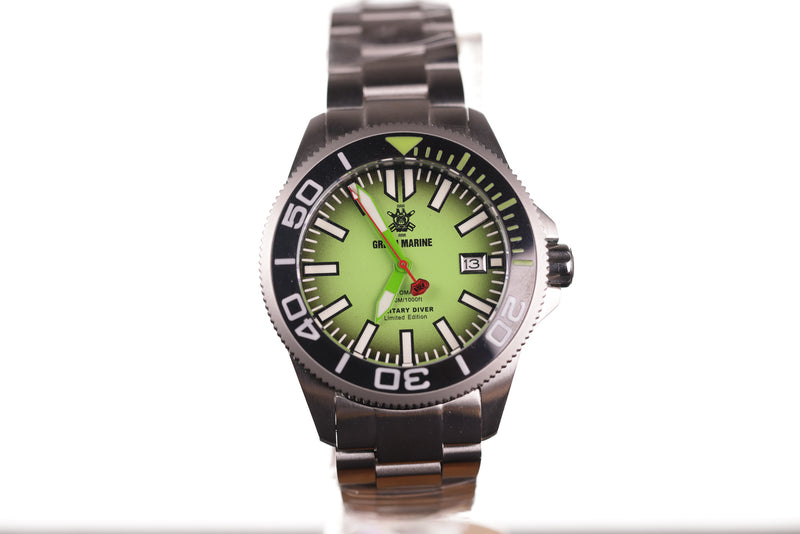 Marine Limited Edition Military Diver 300m