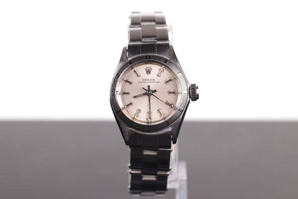 Vintage Ladies' Rolex Oyster Perpetual 6623 Steel Automatic