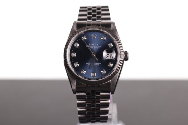 Rolex Men's Datejust 16234